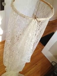 Lace Bed Canopy Diy Canopy Bed Diy Lace Canopy Curtains Fabric Pinterest