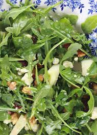 barefoot contessa arugula salad ina garten s cape cod salad with bacon apple blue cheese