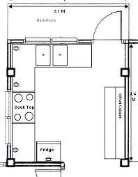 kitchen surprising kitchen floor plans ideas kitchen floor plans