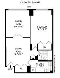 eastpoint green floor plan 430 west 34th street residence 4h eastpointe residential