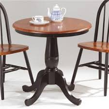 30 round pedestal table amesbury chair farmhouse and traditional windsor round pedestal
