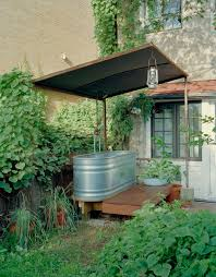 outdoor bathtub mhd garden studio u2014 marla henderson design