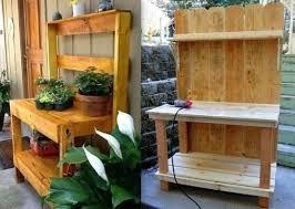 bureau palette bois beautiful table de jardin avec palette en bois pictures amazing