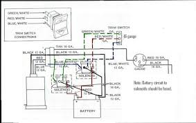 tilt trim wiring page 1 iboats boating forums 280929