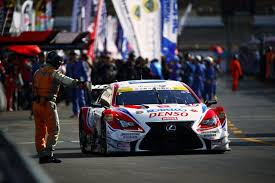 lexus rc f gt500 lexus rc f gt500 clinches victory at of gt500