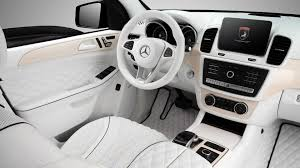 mercedes customized customized mercedes gle inside is like you died and went to heaven