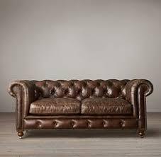 72 Leather Sofa 6 U0027 The Petite Maxwell Leather Sofa 72
