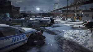 Tom Clancy S The Division Map Size The Division On Pc Medium Settings Already Looks Better Than
