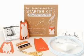 embroidery starter kit beginner embroidery
