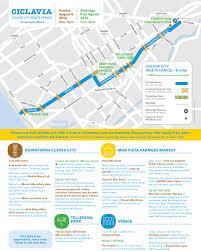 Culver City Map Ciclavia U0027culver City Meets Venice U0027 A Guide To The Route Deals