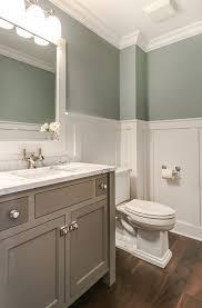 bathroom with wainscoting ideas wainscoting small bathroom gen4congress com