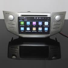 harrier lexus rx300 2 din pure android 6 0 dvd for lexus rx300 rx330 rx350 400h 1024