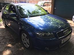 audi a3 sport tdi 1896cc turbo diesel 5 speed manual 3 door