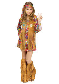 halloween costumes at amazon amazon com peace u0026 love hippie kids costume toys u0026 games