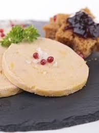 enceinte le foie gras oui mais avec modération menu de