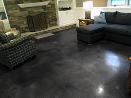 Laminate Flooring On Concrete Slab Concrete Cleaning Polishing U0026 Refinishing Cleveland Oh