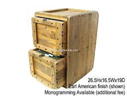 Rustic File Cabinet New 28 Solid Wood Filing Cabinet Lateral File Cabinets Office