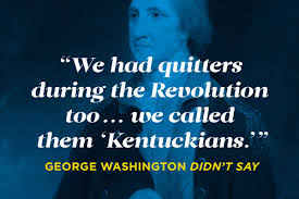 president quotes 12 commonly misquoted lines reader s