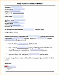 Business Letter Generic Recipient 7 Employment Letter Template Budget Template Letter