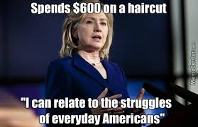 Vote For Me Meme - i don t spend on haircuts vote for me meme by