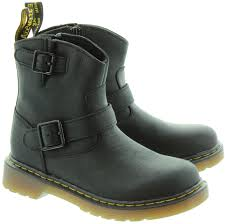 ladies black biker boots kids dr martens dr martens for kids at jake shoes