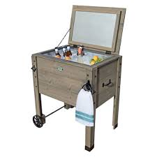 backyard discovery outdoor cooler stand with cooler sam u0027s club