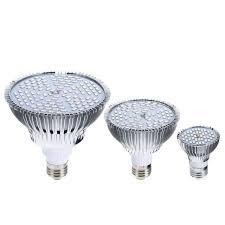 e27 led grow light bulb full spectrum comes in 30w 50w 80w