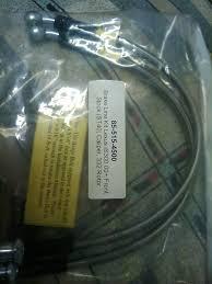 lexus is300 brake kit trd 13