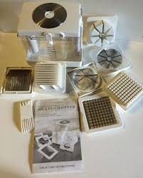 fruit vegetable chopper dicer corer professional slicer williams