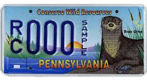 Pa Vanity Plates Images Pennsylvania Special Fund License Plates