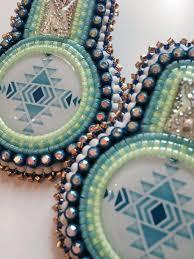2084 best beadwork ideas images on pinterest beaded earrings