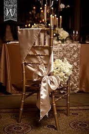 Champagne Chair Sashes 71 Best Chair Sash Wedding U0026 Event Decor Images On Pinterest