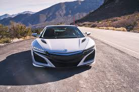 2017 all stars contender acura nsx automobile magazine