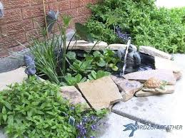 Backyard Water Feature Ideas Water Features For The Garden Outdoor Ideas How To Make A
