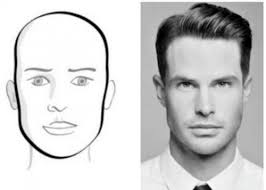 men hairstyles for pear face shape 10 men s trendy hairstyles based on face structure