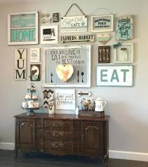 Kitchen Decorations Ideas Dining Room Wall Decor Ideas