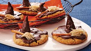 halloween cookie recipes bettycrocker com
