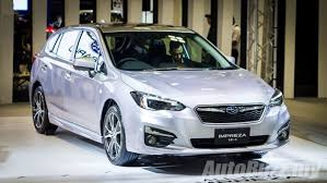 subaru subaru 2017 subaru impreza launched in singapore may come to malaysia