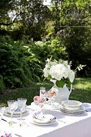 spring al fresco table setting ideas shabbyfufu