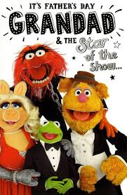muppets grandad happy s day card cards kates