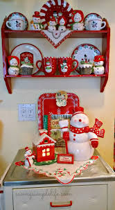 Unique Christmas Decorating Ideas Kitchen Wallpaper Hi Res Cool Christmas Kitchen Decor Ideas