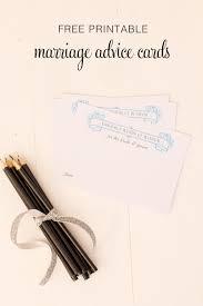 Words Of Wisdom Cards Diy Free Printable Marriage Advice Cards Polka Dot Bride