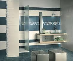 minimalist vanity bathroom tile gallery cube shine glass vase flower brass shower