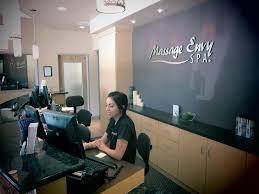 Front Desk Officer Meet Our Front Desk Officer Http Www Massageenvy Clinics Ca