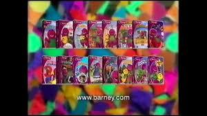 barney friends vhs uk promo 2003