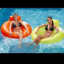 siege de piscine gonflable siège hamac fauteuil gonflable pour piscine assortiment de 2