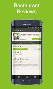 restaurant discounts tastecard restaurant discounts android apps on play