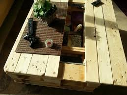 Coffee Table Out Of Pallets by Make A Lift Top Coffee Table Out Of Pallets U2026 Diy Projects For