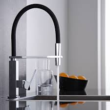 cuisine monobloc monobloc kitchen mixer tap with pull out spout