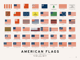 The Amarican Flag 48 American Flags That Came Before Today U0027s Stars And Stripes